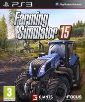 Hra pre Playstation 3 Farming Simulator 15