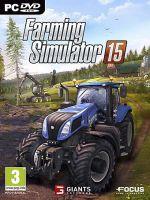 Hra pre PC Farming Simulator 15 CZ (Zberateľská Edícia)