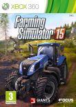 Farming Simulator 15 + samolepka