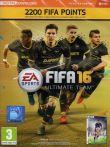 FIFA 16 FUT Points (2200 bodů)