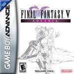 Hra pre Gameboy Advance Final Fantasy V