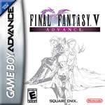 Hra pre Gameboy Advance Final Fantasy V