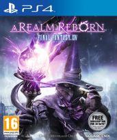 hra pre Playstation 4 Final Fantasy XIV: A Realm Reborn