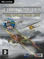Hra pre PC First Eagles: Great Air War 1918