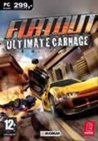 Hra pre PC FlatOut: Ultimate Carnage CZ