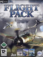 Hra pre PC Flight Pack (Combat Wings + Jet Storm + WW 2: Pacific Heroes)