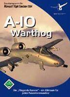 Hra pre PC Flight Simulator 2004 - A-10 Warthog