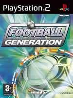 Hra pre Playstation 2 Football Generation