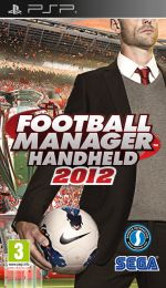 Hra pre PSP Football Manager 2012