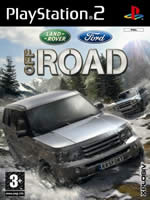 Hra pre Playstation 2 Ford Off Road