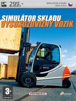 Hra pre PC Simulátor skladu: Vysokozdvižný vozík