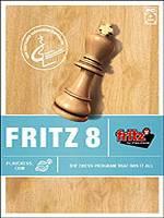 Hra pre PC Fritz 8 CZ /bez kódu na internet/