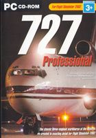 Hra pre PC Just Flight 727 Professional - Addon pro Flight Simulator 2002 a 2004