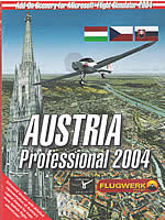Hra pre PC Flight Simulator 2004 - Austria Professional