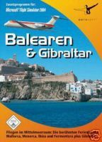 Hra pre PC Flight Simulator 2004 - Baleáry a Gibraltar
