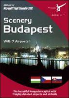 Hra pre PC Flight Simulator 2002 a 2004 - Scenery Budapešť