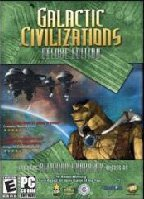Hra pre PC Galactic Civilizations Deluxe