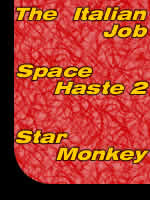 Hra pre PC GAME FX pack: The Italian Job, Space Haste 2, Star Monkey