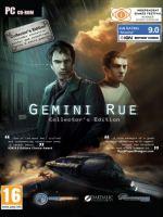 Hra pre PC Gemini Rue (Collectors Edition)