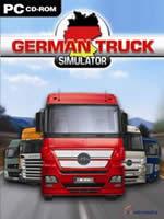 Hra pre PC German Truck Simulator CZ