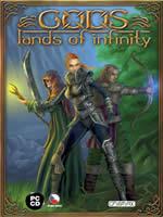Hra pre PC GODS: Lands of Infinity CZ