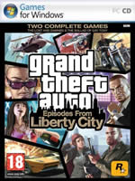 Hra pro PC Grand Theft Auto IV - Episodes from Liberty City