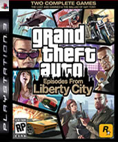 Hra pro Playstation 3 Grand Theft Auto IV - Episodes from Liberty City - bazar