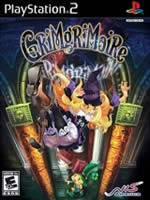 Hra pre Playstation 2 GrimGrimoire