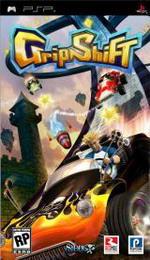 Hra pre PSP GripShift
