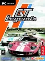 Hra pre PC GT Legends CZ