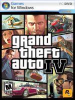 Hra pre PC Grand Theft Auto IV (CZ. man.)