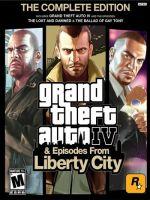 Hra pre PC GTA IV: The Complete Edition (GTA IV + GTA: EFLC)