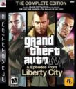 Hra pre Playstation 3 GTA IV: The Complete Edition (GTA IV + GTA: EFLC)