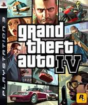 Hra pre Playstation 3 Grand Theft Auto IV