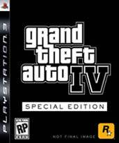 Hra pre Playstation 3 Grand Theft Auto IV (Special edition)