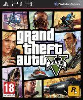 Hra pre Playstation 3 Grand Theft Auto V