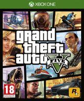 hra pre Xbox One Grand Theft Auto V [PROMO]