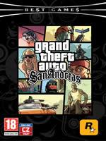 Hra pre PC Grand Theft Auto: San Andreas CZ