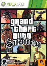 Hra pre Xbox 360 Grand Theft Auto: San Andreas
