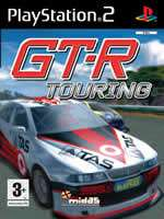 Hra pre Playstation 2 GT-R Touring