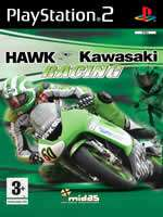 Hra pre Playstation 2 Hawk Kawasaki Racing