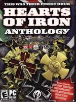 Hra pre PC Hearts of Iron Anthology