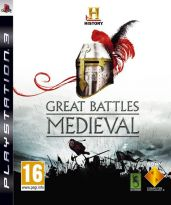 Hra pre Playstation 3 History: Great Battles Medieval