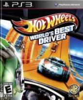 Hra pre Playstation 3 Hot Wheels: Worlds Best Driver