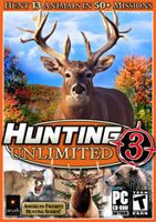 Hra pre PC Hunting Unlimited 3