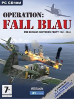 Hra pre PC IL2 Sturmovik: Forgotten Battles - Operation FALL BLAU