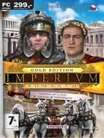 Hra pre PC Imperium Romanum GOLD
