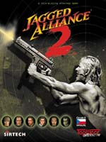Hra pre PC Jagged Alliance 2 GOLD