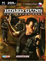 Hra pre PC Hired Guns: The Jagged Edge CZ
