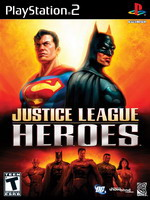 Hra pre Playstation 2 Justice League Heroes